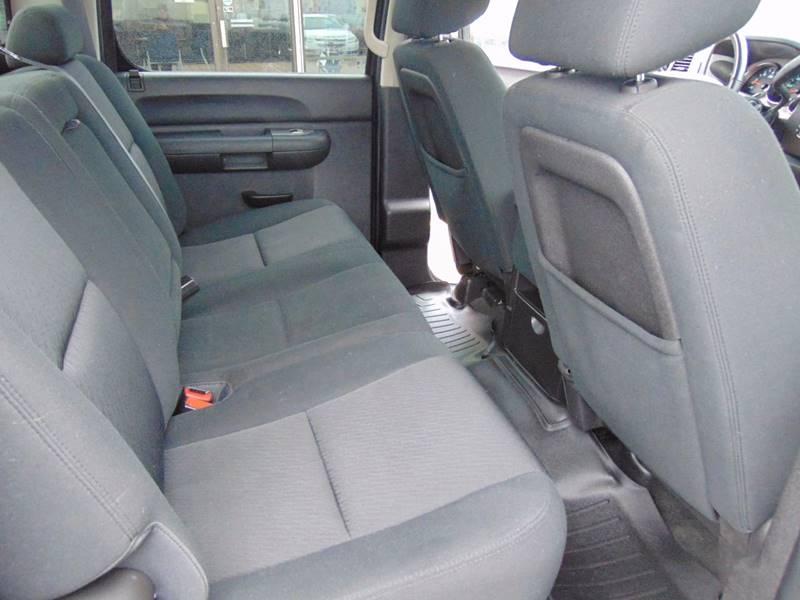 2012 Chevrolet Silverado 1500 4x4 LT 4dr Crew Cab 5.8 ft. SB - Galesburg IL