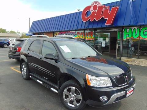 2007 Pontiac Torrent for sale at CITY SELECT MOTORS in Galesburg IL