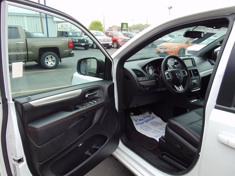 2017 Dodge Grand Caravan GT 4dr Mini-Van - Galesburg IL