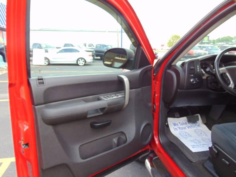 2008 Chevrolet Silverado 1500  - Galesburg IL