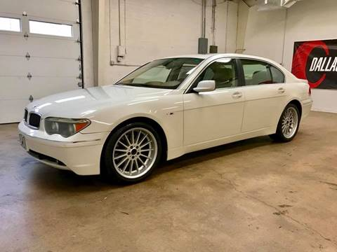 2003 BMW 7 Series for sale in Dallas, TX