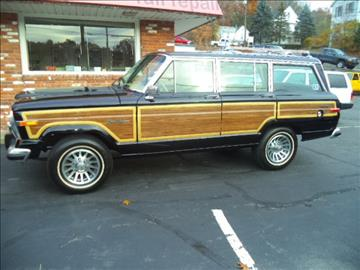 1990 Jeep Grand Wagoneer for sale in Naugatuck, CT