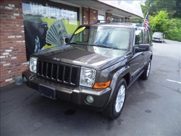 2006 Jeep Commander for sale in Naugatuck, CT