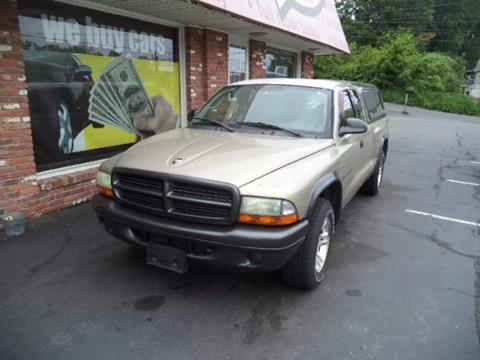 2002 Dodge Dakota for sale in Naugatuck, CT