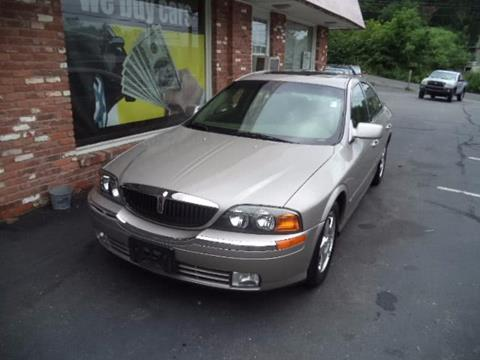 2001 Lincoln LS for sale in Naugatuck, CT