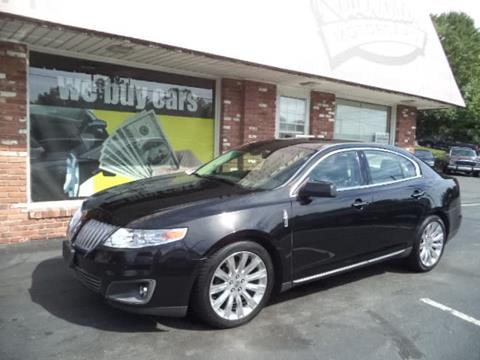 2012 Lincoln MKS for sale in Naugatuck, CT
