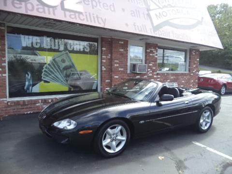 1998 Jaguar XK-Series for sale in Naugatuck, CT