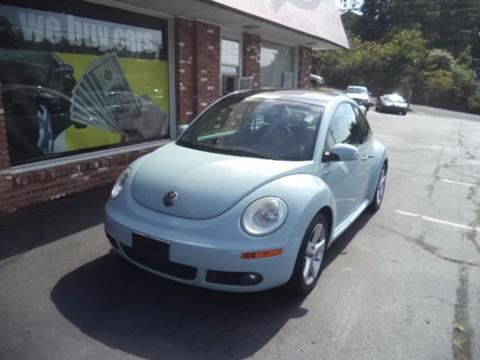 2010 Volkswagen New Beetle for sale in Naugatuck, CT