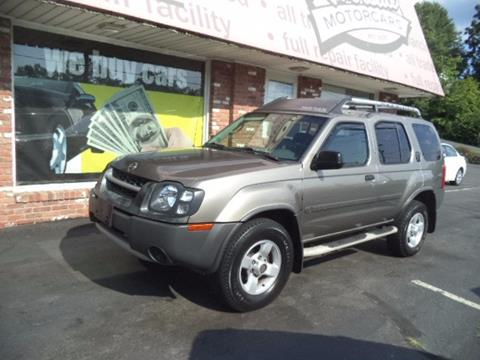 2004 Nissan Xterra for sale in Naugatuck, CT