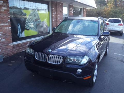 2008 BMW X3 for sale in Naugatuck, CT