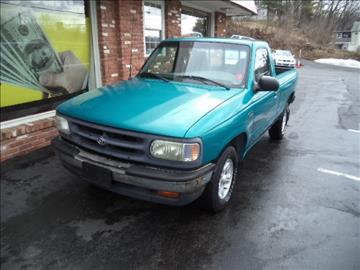 1996 Mazda B-Series Pickup for sale in Naugatuck, CT