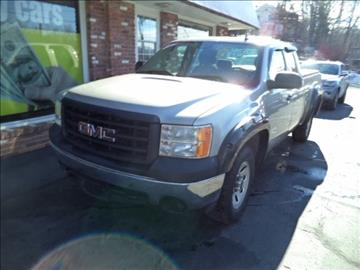 2007 GMC Sierra 1500 for sale in Naugatuck, CT