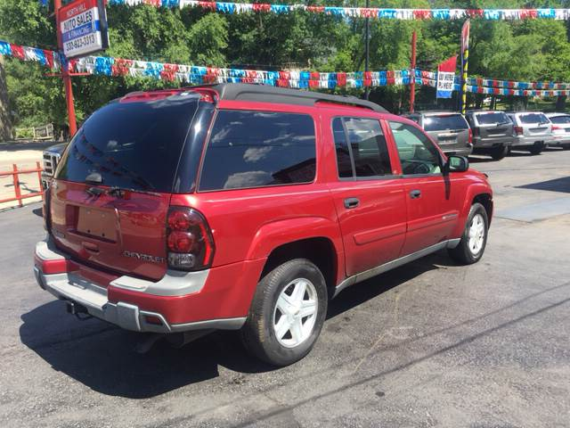 2003 Chevrolet TrailBlazer EXT LS 4WD 4dr SUV - Akron OH