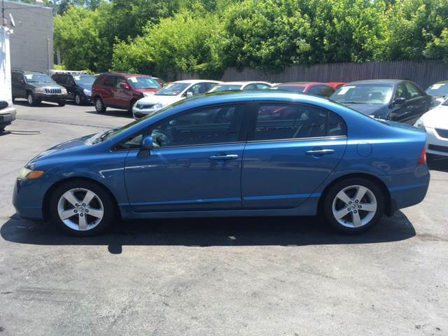 2006 Honda Civic EX 4dr Sedan w/Automatic - Akron OH