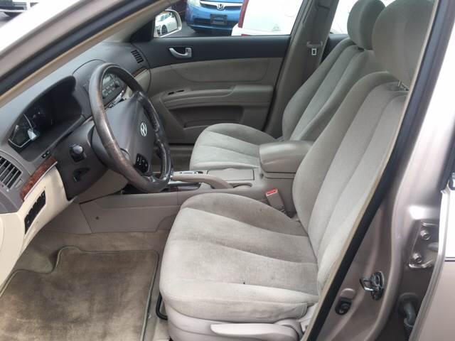 2006 Hyundai Sonata GLS 4dr Sedan - Akron OH