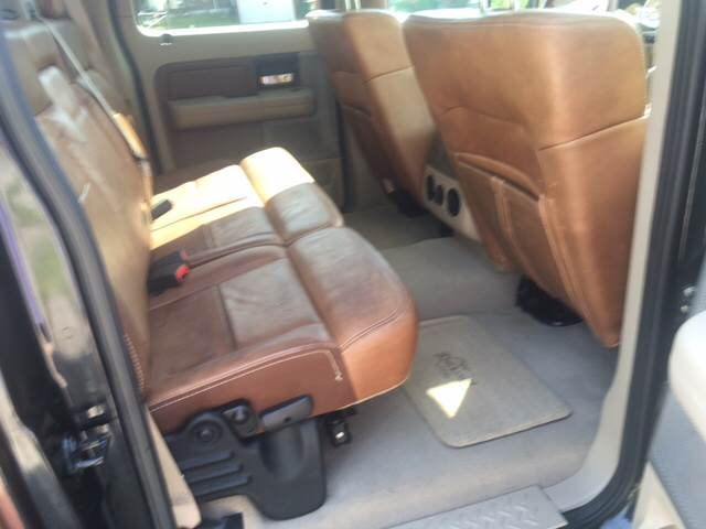 2006 Ford F-150 King Ranch 4dr SuperCrew 4WD Styleside 5.5 ft. SB - Akron OH
