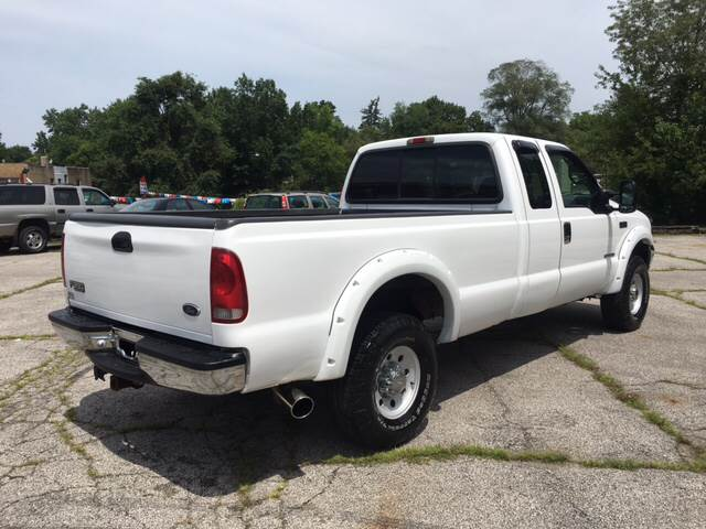 2000 Ford F-250 Super Duty 4dr XLT 4WD Extended Cab LB - Akron OH