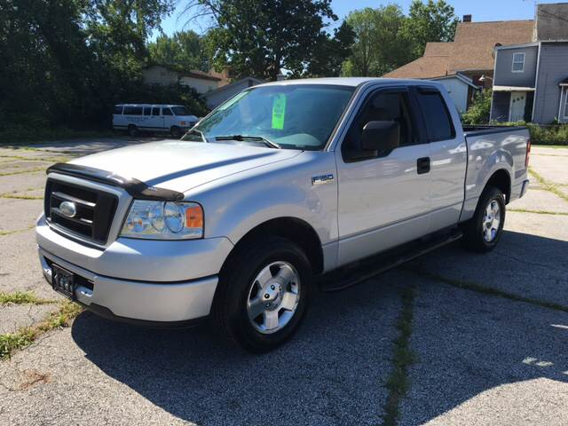 2006 Ford F-150 STX 4dr SuperCab Styleside 5.5 ft. SB - Akron OH