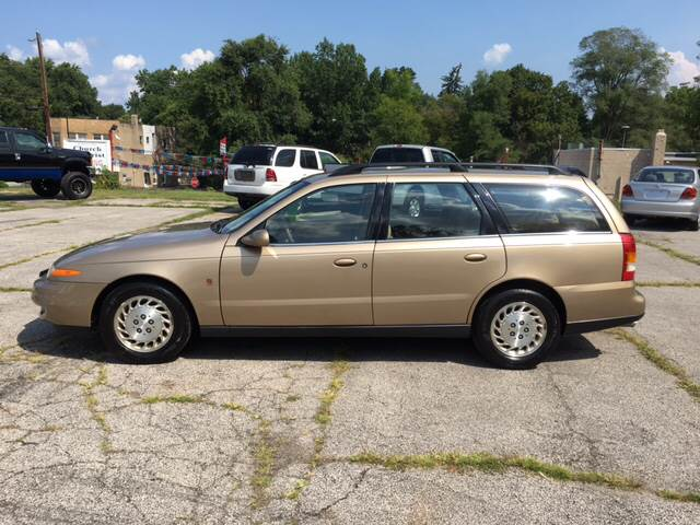 2000 Saturn L-Series LW2 4dr Wagon - Akron OH