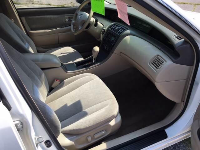 2004 Toyota Avalon XL 4dr Sedan w/Bucket Seats - Akron OH
