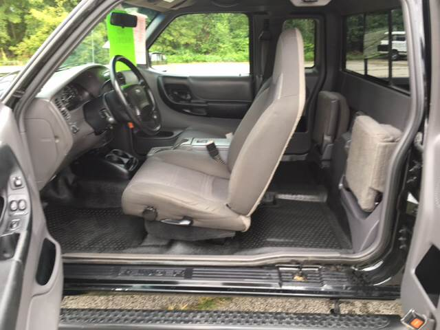 2002 Ford Ranger 4dr SuperCab Edge Plus 4WD SB - Akron OH