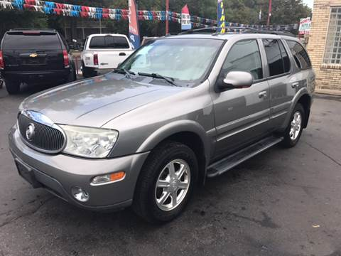 2005 Buick Rainier for sale in Akron, OH