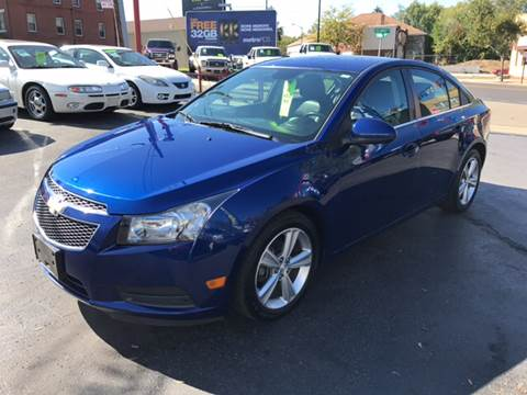 2012 Chevrolet Cruze for sale in Akron, OH