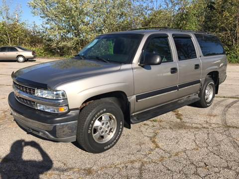 2001 Chevrolet Suburban for sale in Akron, OH