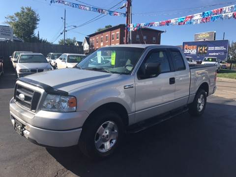 2006 Ford F-150 for sale in Akron, OH