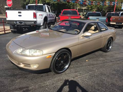 1992 Lexus SC 400 for sale in Akron, OH