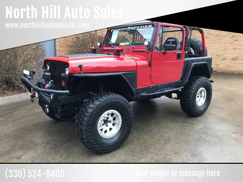 1992 Jeep Wrangler for sale in Akron, OH