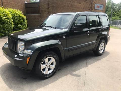 2012 Jeep Liberty for sale in Akron, OH