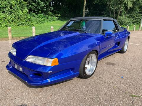 1990 Ford Mustang for sale in Akron, OH