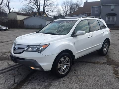 2007 Acura MDX for sale in Akron, OH