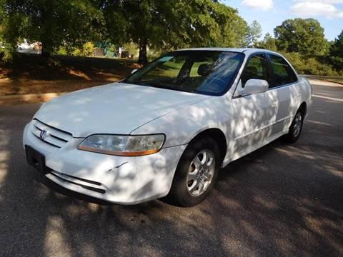 2001 Honda Accord for sale in Garner, NC
