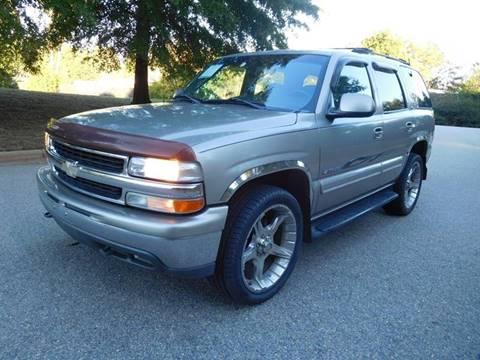 2000 Chevrolet Tahoe for sale in Garner, NC