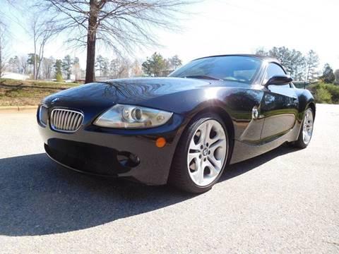 2005 BMW Z4 for sale in Garner, NC