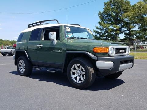 2014 Toyota FJ Cruiser for sale in Goldsboro NC