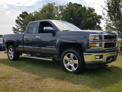 2014 Chevrolet Silverado 1500 for sale in Goldsboro NC