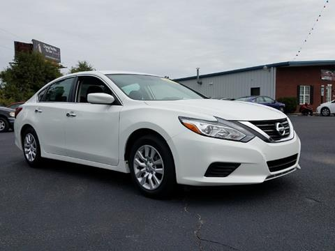 2016 Nissan Altima for sale in Goldsboro, NC