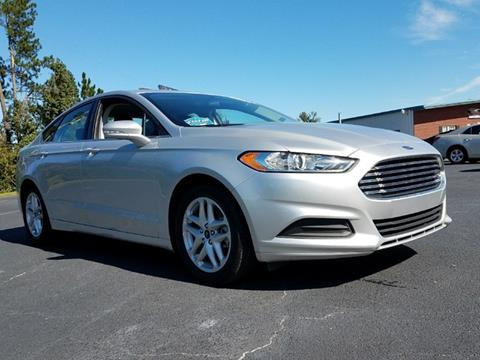 2016 Ford Fusion for sale in Goldsboro, NC
