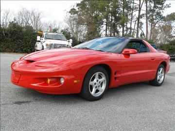 1999 Pontiac Firebird for sale in Goldsboro, NC