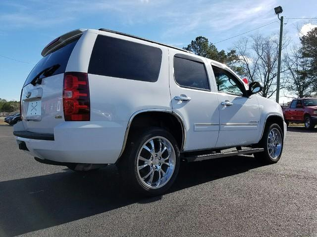 of goldsboro nc 2009 chevrolet tahoe 4x4 ls 4dr suv. Cars Review. Best American Auto & Cars Review