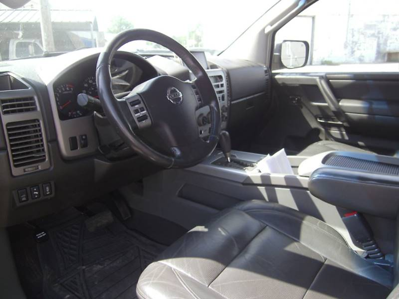 2005 Nissan Armada LE 4WD 4dr SUV - Oskaloosa IA