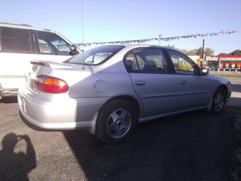 2002 Chevrolet Malibu for sale in Oskaloosa, IA