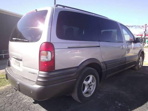 2004 Pontiac Montana for sale in Oskaloosa, IA