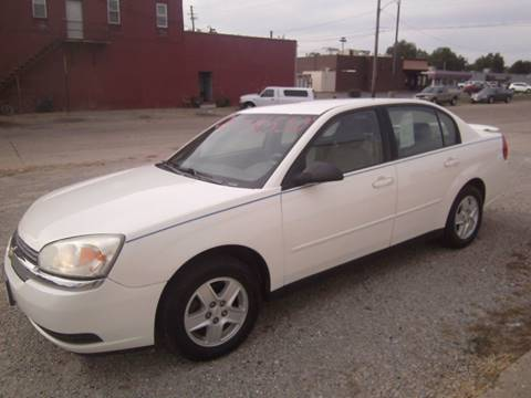 2005 Chevrolet Malibu for sale at MITRISIN MOTORS INC in Oskaloosa IA