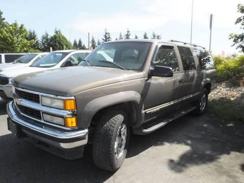 1997 Chevrolet Suburban for sale in Lynden, WA