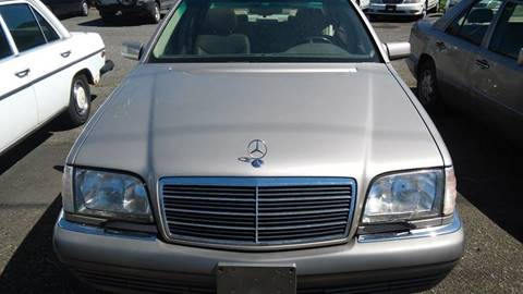 1996 Mercedes-Benz S-Class for sale in Lynden, WA