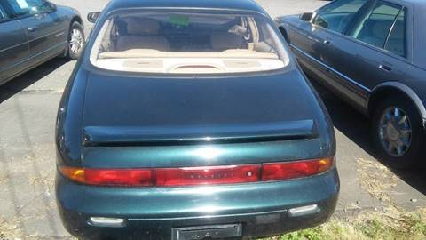 1994 Infiniti J30 for sale in Lynden, WA